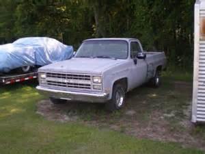 86 Chevrolet Truck Raluveva 86 Chevy Truck