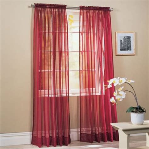 curtain decor different curtain design patterns home designing