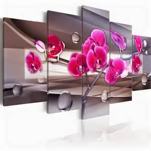Incroyable Toile Tableau Pas Cher #1: tableau-toile-imprimee-orchidee-pas-cher.jpg