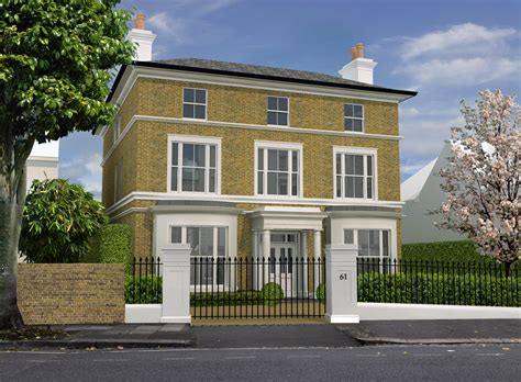 w house planning approval granted for house in west london des ewingdes ewing
