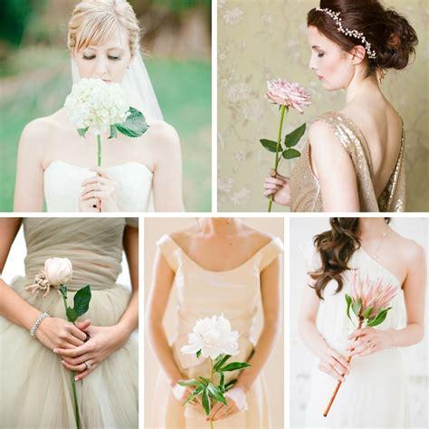 Best Single Stem Flowers Wedding 20 Stunning And Budget Friendly Single Stem Bouquets