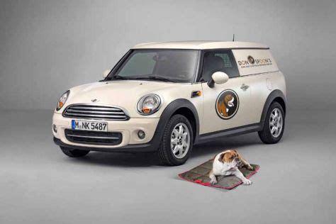 Auto Transportieren Lassen Kosten by Mini Clubvan Das Kostet Der Mini Laster Autobild De