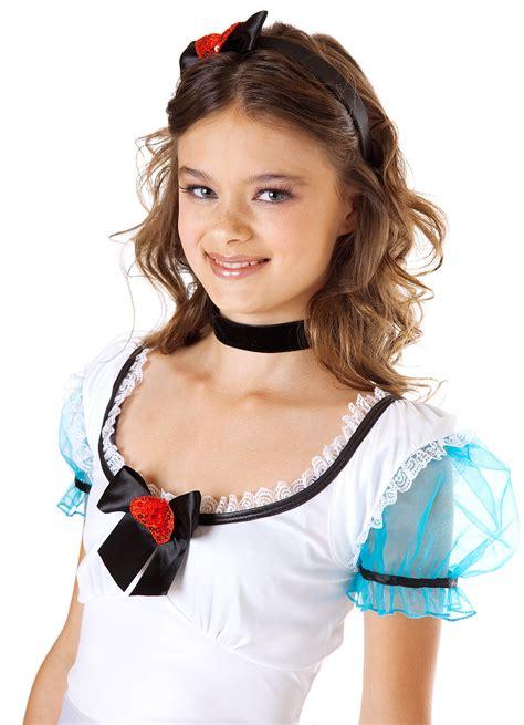 yng girl wonderland de light light up teen girl s costume