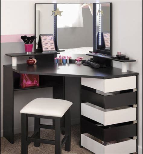 Modern Dressing Table Designs For Bedroom | 15 small corner dressing table designs with mirror cool ideas