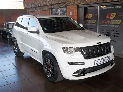 Jeep Srt8 For Sale 2013 2013 White Jeep Grand Srt8 R 599 995 For Sale In