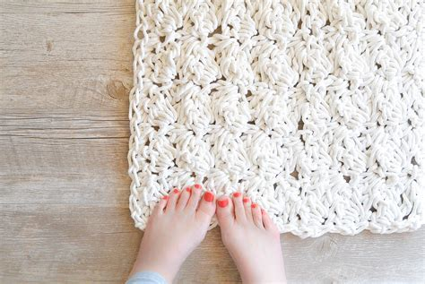 25 Gorgeous Diy Rugs How To Crochet Rug