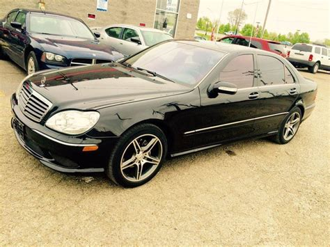 used mercedes for sale in ohio 2006 mercedes s class sale by owner in reynoldsburg