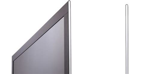Tv Bracket 1 4mm Thick 32 65 Inch Tv Pts0025 jvc s 32 inch gd 32x1 lcd is 6 4 mm thin nearly makes oleds jealous