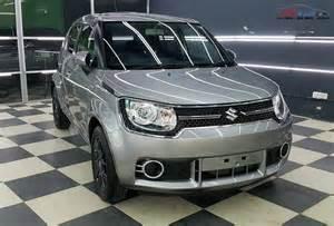 Suzuki Ignis Specs Maruti Suzuki Ignis India Launch Date Awd Specs Features