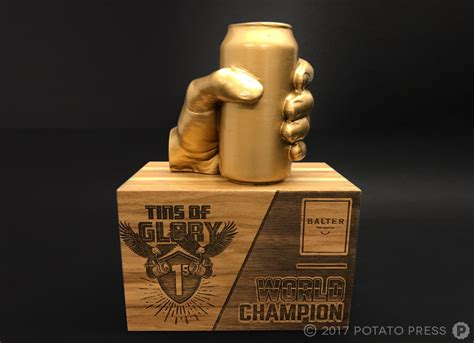 Custom 3d Print Trophy custom awards event collateral archives potato press