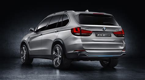 bmw x5 edrive concept all wheel drive in hybrid