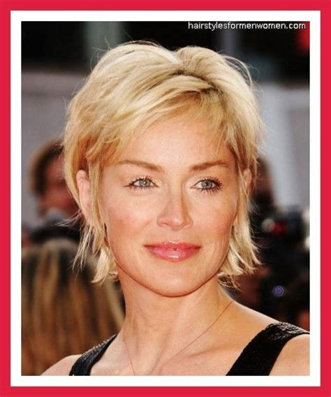 hairstyles for women over 50 with thick wavy hair short wavy hairstyles for round faces and thick hair