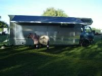 horse float awnings horse floats trucks douglas outdoor living and auto