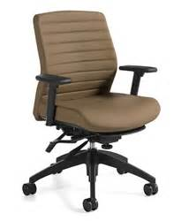 aspen leather office chairs 2852lm 3 by global office