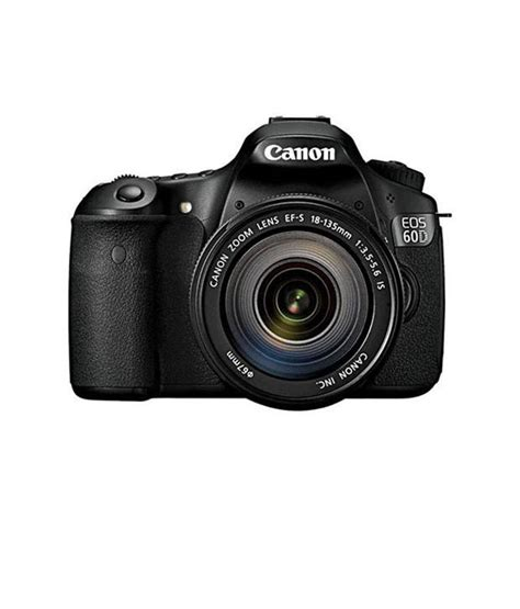 Canon Eos 60d Lensa 18 135mm Canon Eos 60d With 18 135mm Lens Price In India Buy Canon Eos 60d With 18 135mm Lens At