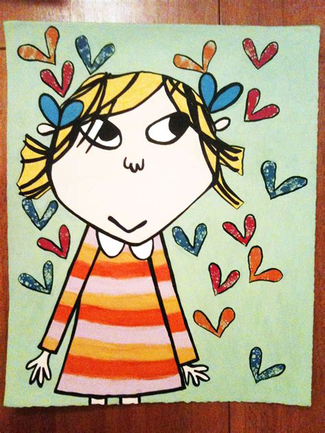 Charlie And Lola Wall Stickers roger copy that and mightymouse pronounced you
