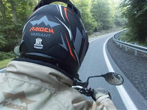 icon variant chin curtain install review icon raiden variant carbon helmet gear reviews