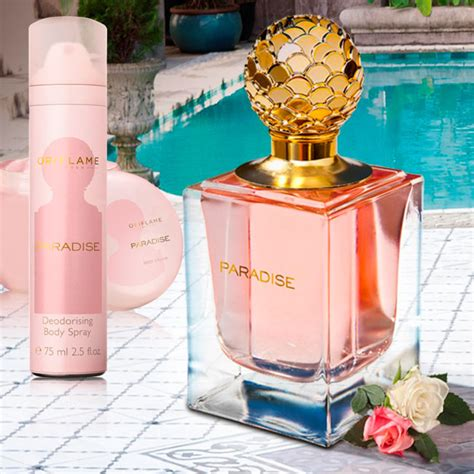 Parfum Paradise Oriflame женская парфюмерная вода paradise орифлейм парадиз рай eau