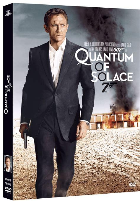 fin du film quantum of solace quantum of solace en dvd blu ray