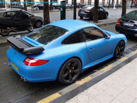 matte blue porsche matte blue techart porsche 911 1 madwhips