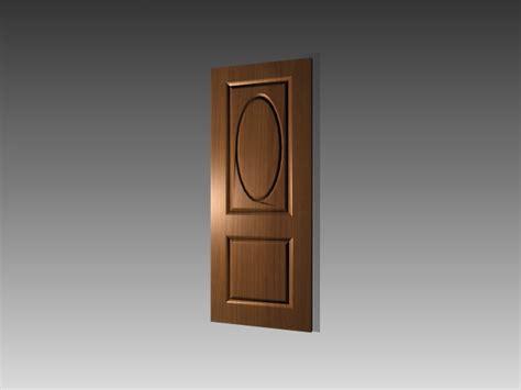 door wood insert panel 2 panel wood door insert 3d model 3dsmax 3ds autocad files