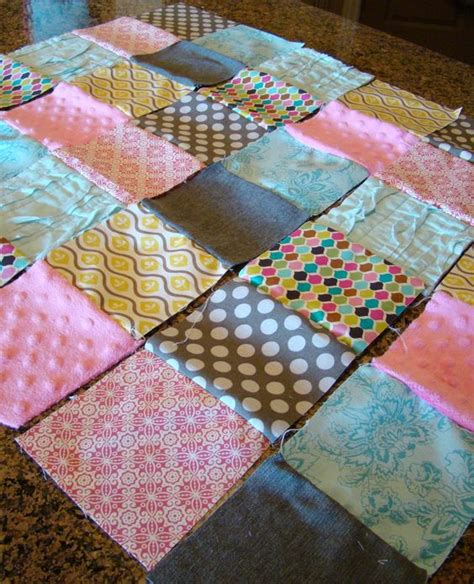 How To Make Patchwork Quilt For Beginners - easy quilt tutorial for the time quilter for
