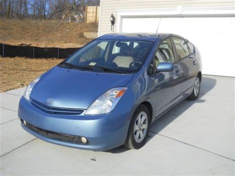 Toyota 2004 Mpg Find Used 2004 Toyota Prius Clean Low Mileage Hybrid In