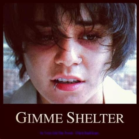 To Is To Give Gimme Gimme by Quot Give Me Shelter Quot 2012 Tv Season
