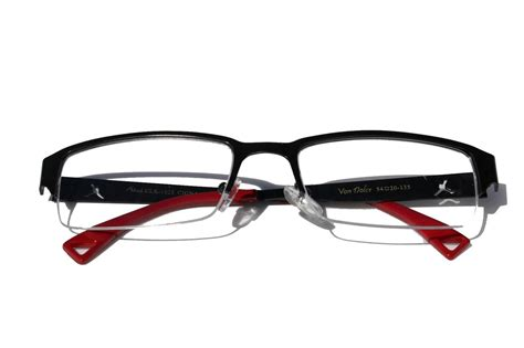 rectangle slim smart looking glasses fashion
