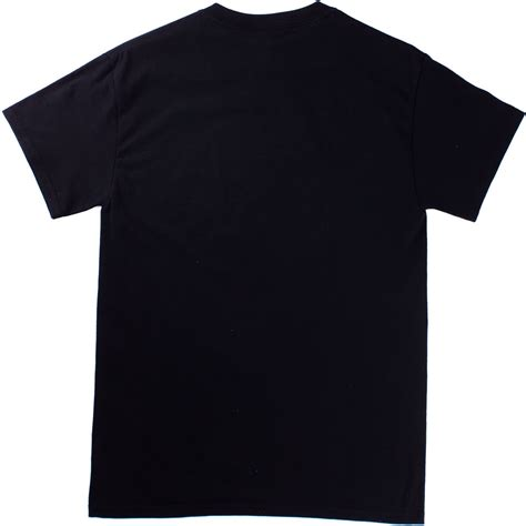 Tshirt Black thrasher skate and destroy t shirt black