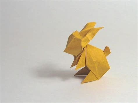 Is Origami - free coloring pages easter origami