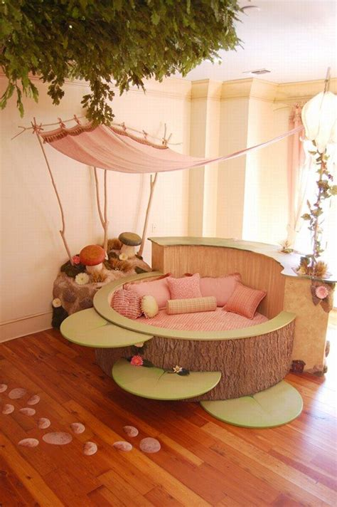 fairy bed fairy bedroom amazing room design for kids freshome com