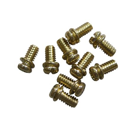 Shop Harbor 10 Pack Ceiling Fan Motor Screws At
