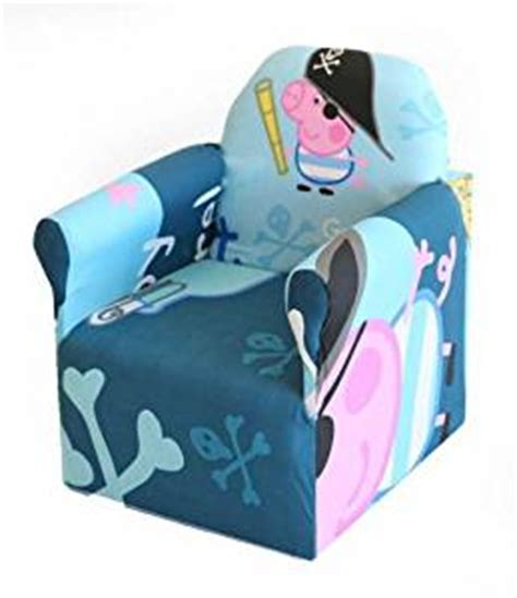 Peppa Pig Armchair by George Peppa Pig Childrens Branded Character
