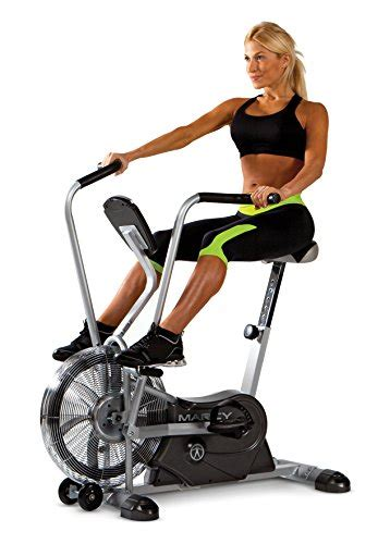what is a fan bike marcy exercise upright fan bike for cardio and
