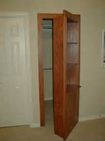 Bookshelf Closet Door How To Build A Secret Bookcase Door Secret Bookcase Door Custom Hairstyles