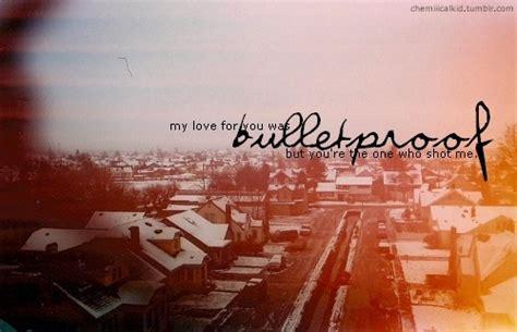 bullet for my lyrics in loving memory bullet bullet proof bullet proof bulletproof