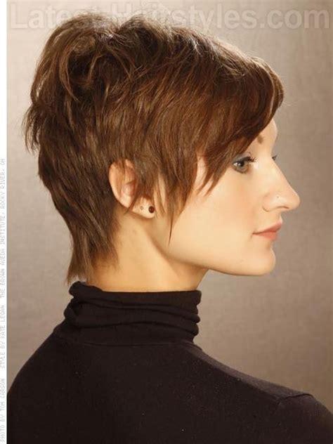 sculptured short hairstyles razored edge pixie cut sculpted hair i am no pixie but i
