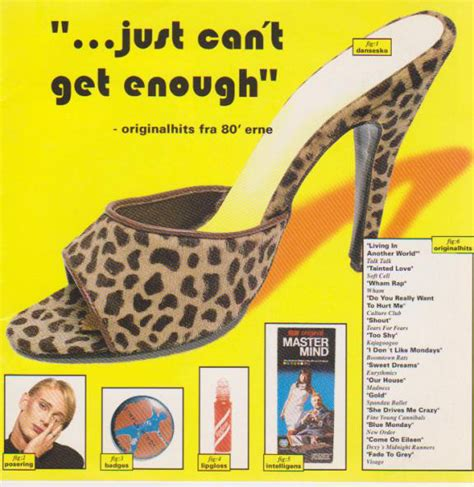 I Just Cant Get Enoughblazers by Various Quot Just Can T Get Enough Quot Originalhits Fra 80