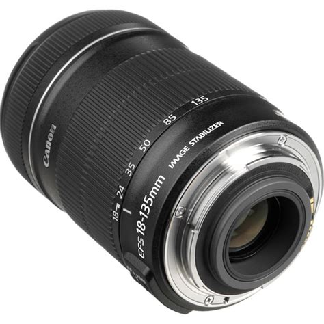 canon ef s 18 135mm f3 5 5 6 is lens 3558b002 163 363 86