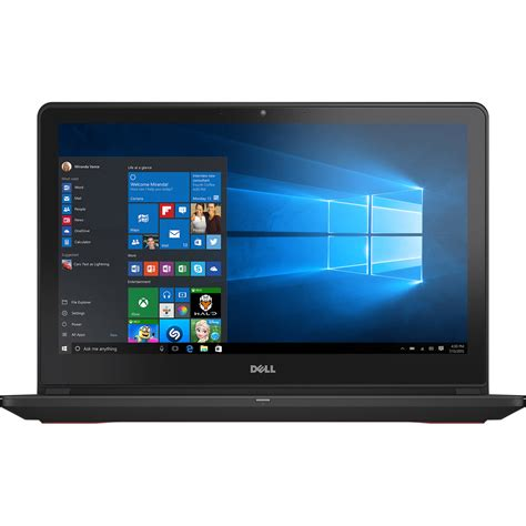 Laptop Dell Inspiron 15 7000 Series dell 15 6 quot inspiron 15 7000 series notebook i7559 2512blk