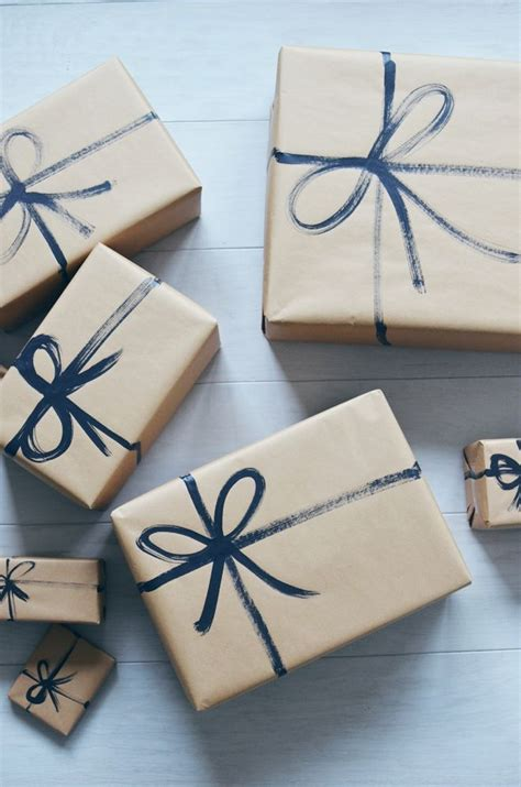 How To Make A Present Out Of Paper - 25 best ideas about craft packaging on pretty