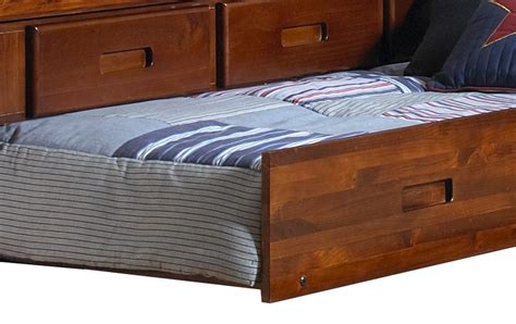 day bed with desk discovery world furniture merlot twin captain day beds