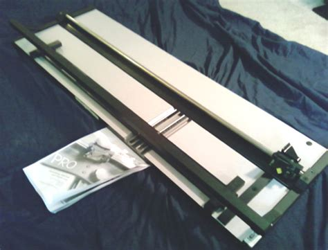Mat Board Cutter by C H Advantage Pro Mat Cutter Used Picture Framing Equipment