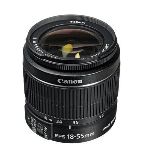 Lensa Canon 18 55mm F 3 5 5 6 Is canon ef s 18 55mm f 3 5 5 6 is stm