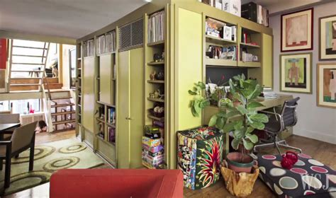 go inside rachael s colorful and unbelievably