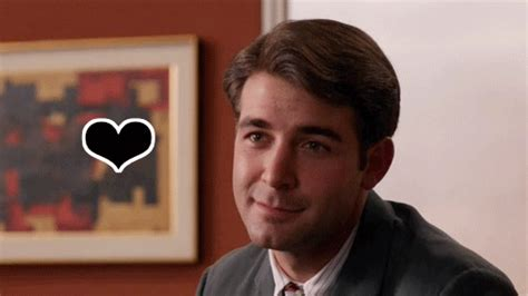 Pete Cbell Meme - mad men bob benson gif find share on giphy