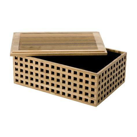Pantry Bread by Buy Skagerak Pantry Bread Box Teak Amara