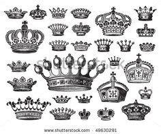 corona de reina aprender manualidades es facilisimocom view image ilustraciones de coronas reina corona stock de