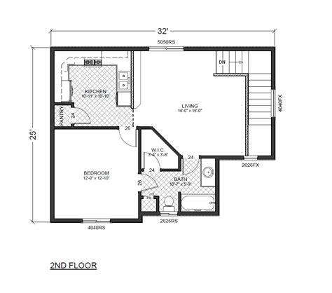house plans with adu kingston home plan true built home pacific northwest